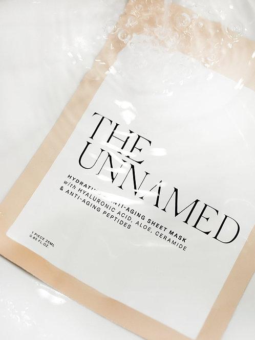 The Unnamed Skincare Sheet Masks