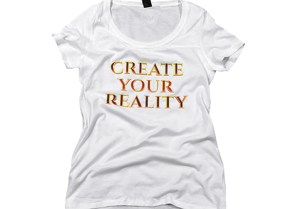 Create Your Reality | Womens | Large Print