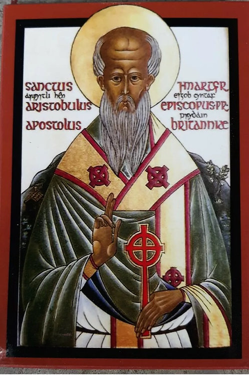 St. Aristobulus 1st Bishop of Britain