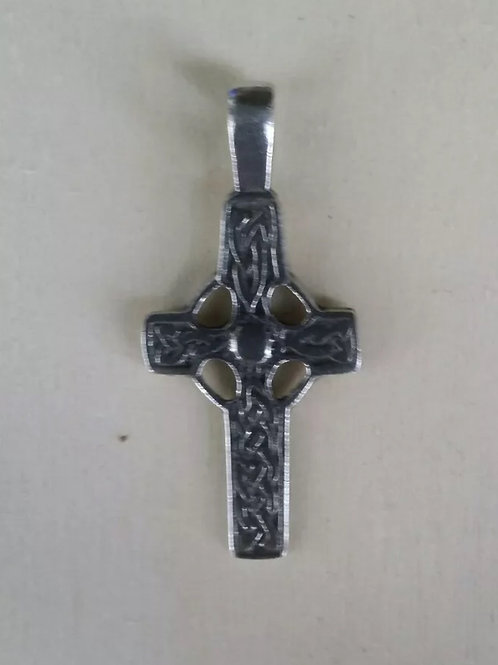 Celtic Style Cross Necklace