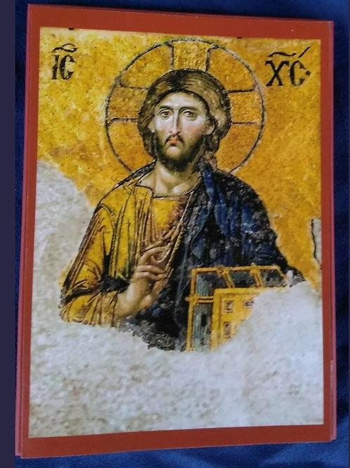 Christ Hagia Sophia