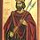 Thumbnail: Saint Edmund King Of East Anglia Icon