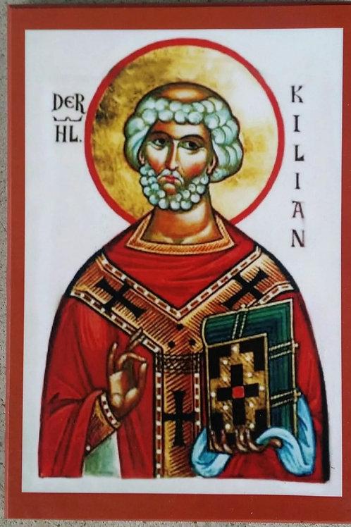 St. Killian Icon