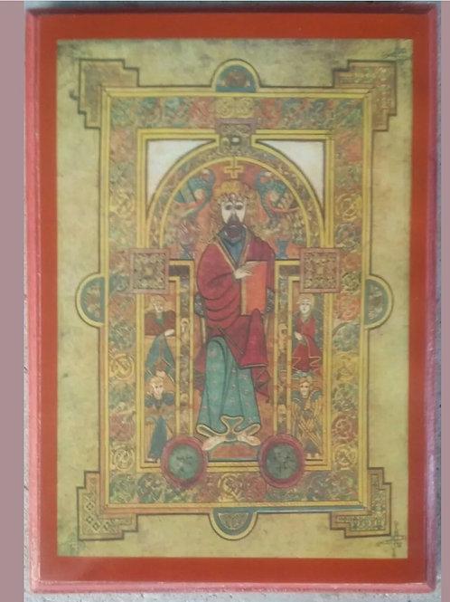 Christ book of kells