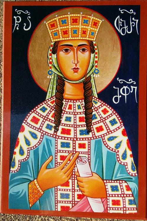St. Tamar Queen of Georgia