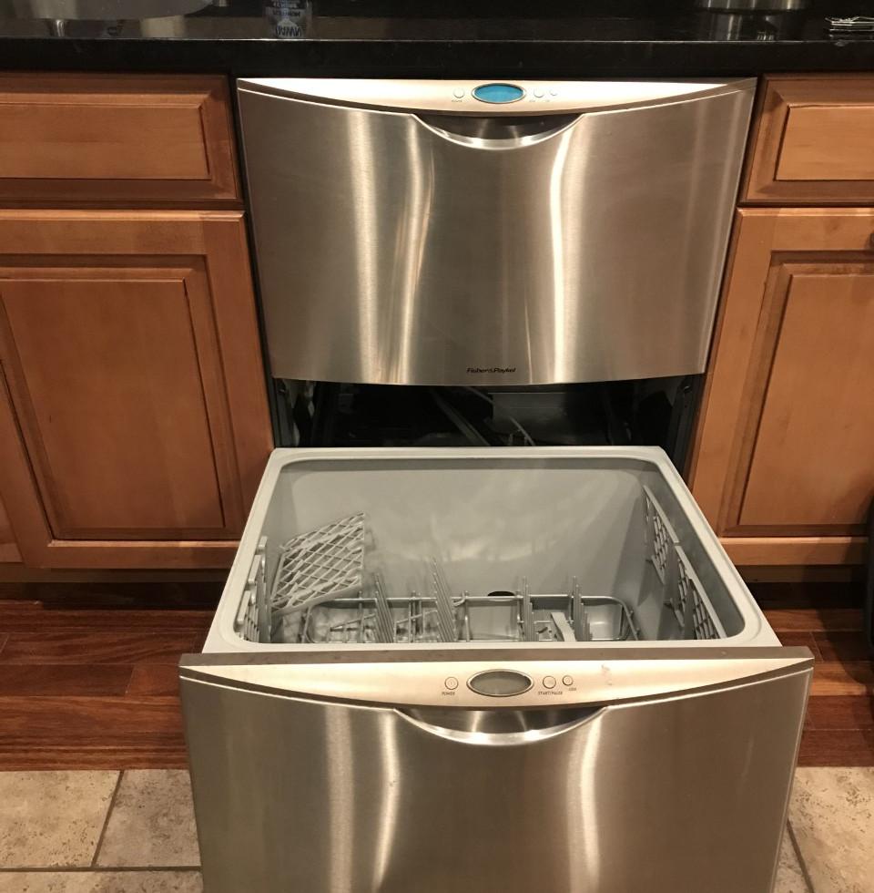 Fisher & Paykel Dishwasher