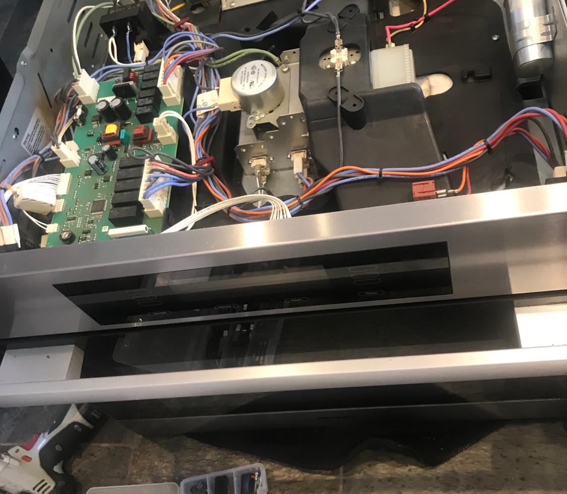 Miele Microwave Oven Combo
