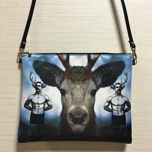 リアル鹿と鹿男ヴィクトール