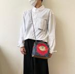Gamakuchi Bag 【赤いバックベアード】