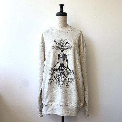 木の根婦人