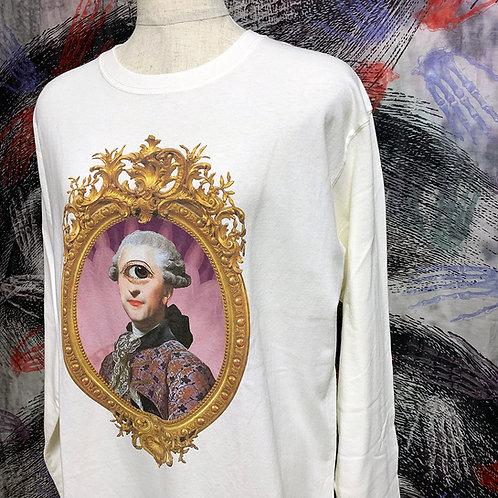 サイクロプス伯爵の肖像 ロングスリーヴ(XLのみ)