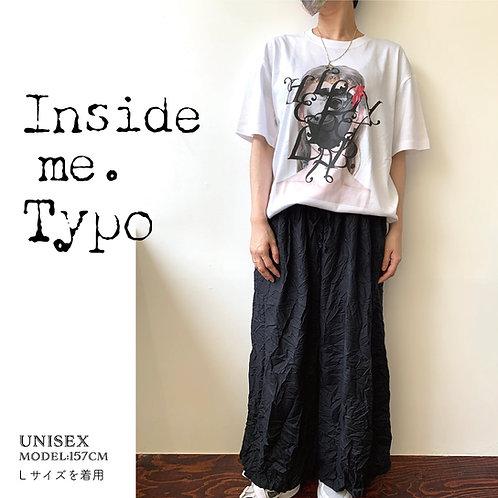 私の内面・Inside me Typo