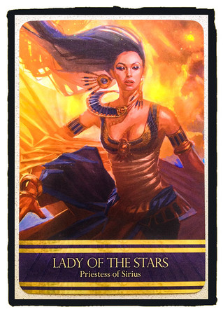 Synchronicity, a high priestess, & the Star Wars