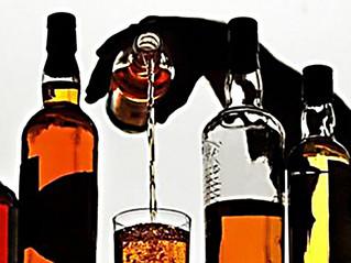 Cleared dark manipulative entity portalling in through alcohol