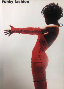 Michelle Elie, 1992.