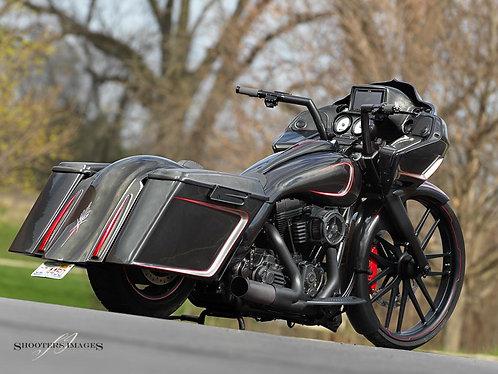 2009-2013 Speed Freak CVO style kit