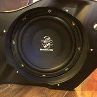 "Nagys Customs 10"" Subwoofer Adapter Rings"