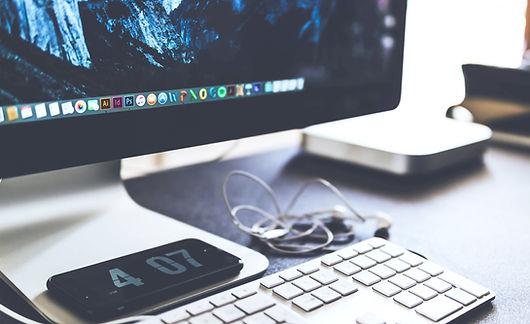 escritorio de Mac