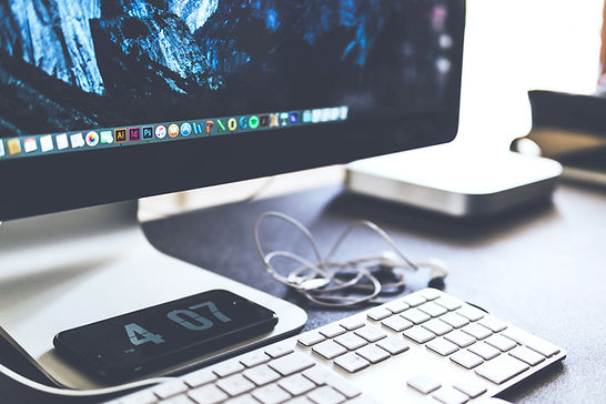 Computeur keyboard monitor