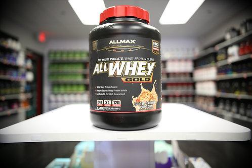 ALLMAX All Whey (2LB/5LB)