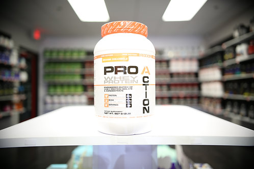 Reaction Nutrition  Pro Action (2LB/5LB)