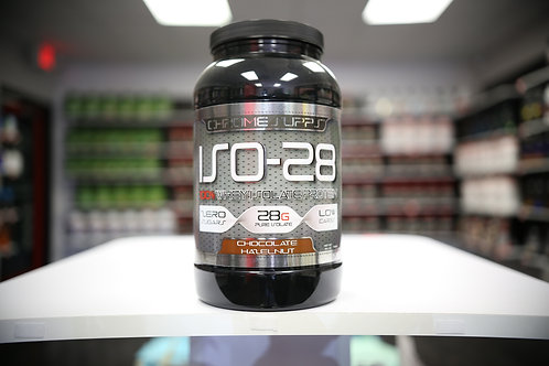 Chrome Supps ISO-28
