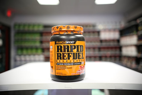 MuscleSport Rapid Refuel Revolution
