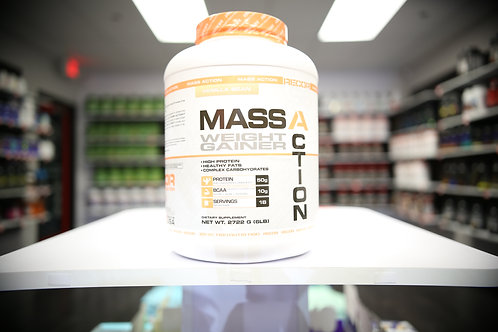 Reaction Nutrition Mass Action (6:B)