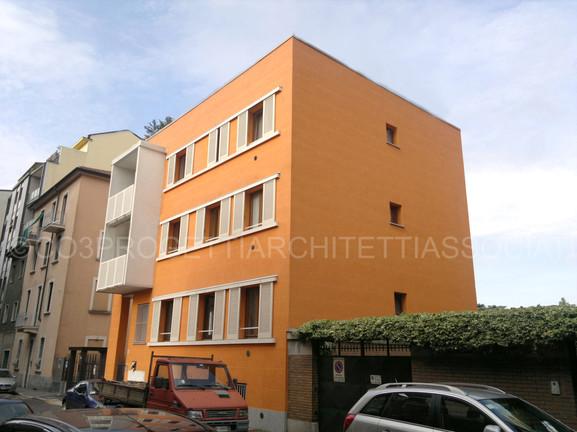 04 EDIFICIO RESIDENZIALE, via Po, Sesto San Giovanni