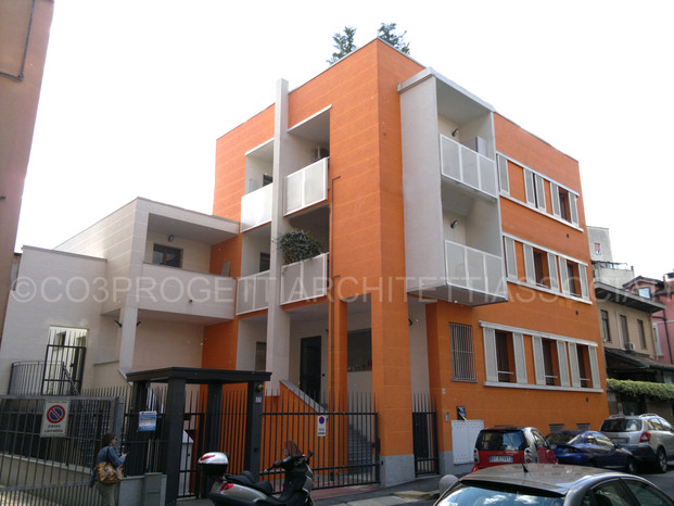02 EDIFICIO RESIDENZIALE, via Po, Sesto San Giovanni