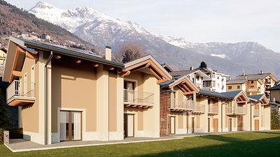 Residenze Sarre - STUDIO CO3 PROGETTI ARCHITETTI ASSOCIATI