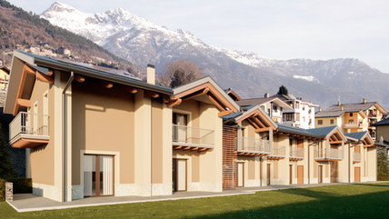 Residenza Sarre, STUDIO CO3 PROGETTI ARCHITETTI ASSOCIATI
