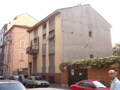 03 EDIFICIO RESIDENZIALE, via Po, Sesto San Giovanni