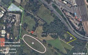Bike Park Cassinis, STUDIO CO3 PROGETTI ARCHITETTI ASSOCIATI