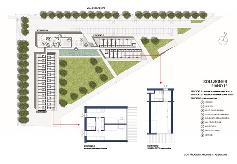 STUDENT HOUSE VIALE PIACENZA