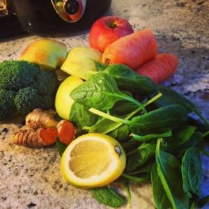 selection of veg instagram