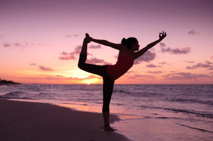 Are you in the yoga groove?