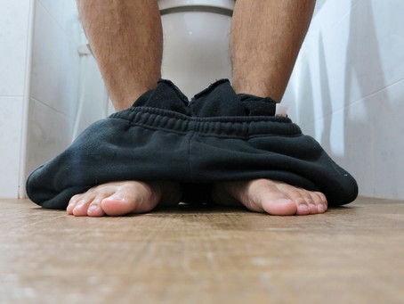 Lets talk about constipation and IBS