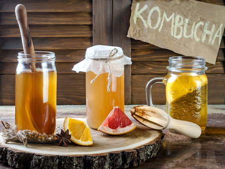 It's Time For Some Updated Kombucha!