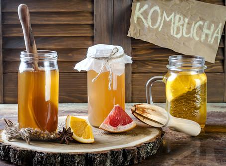 It's Kombucha time!