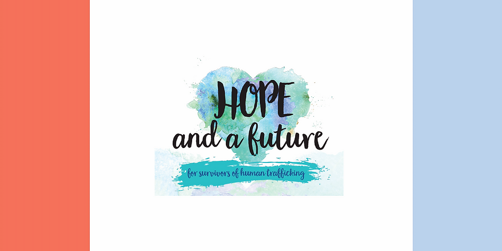 Hope Rising: Hope and a Future