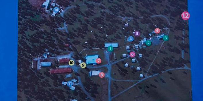 Схема расположения Утц Семинский Перевал