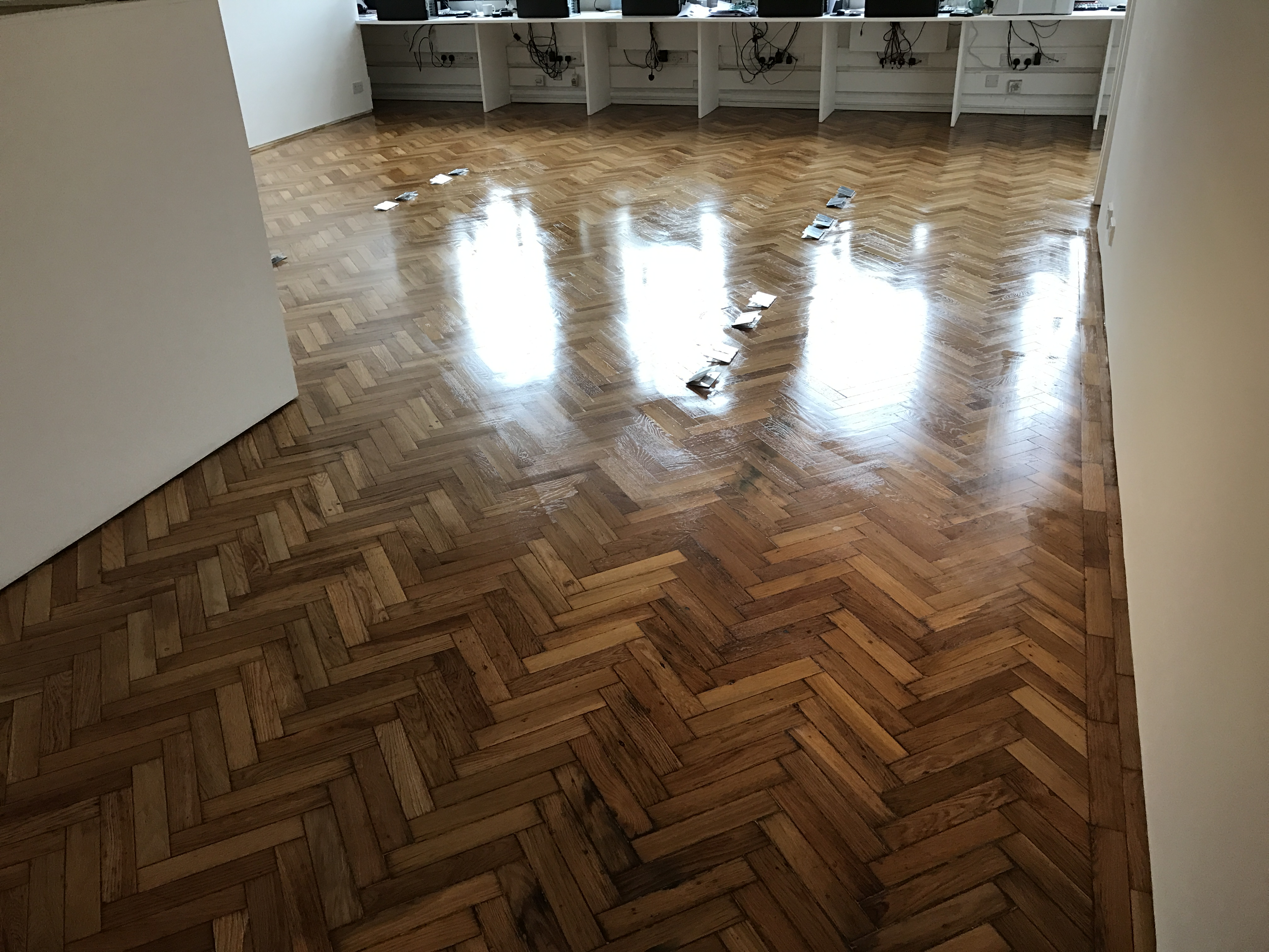 Hazelwood Flooring London Fitting Amp Sanding Services