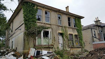 Windows Poundbury