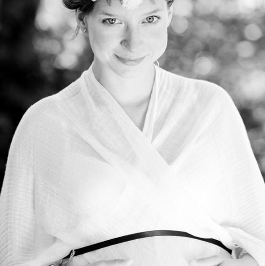 Schwangeren Portrait