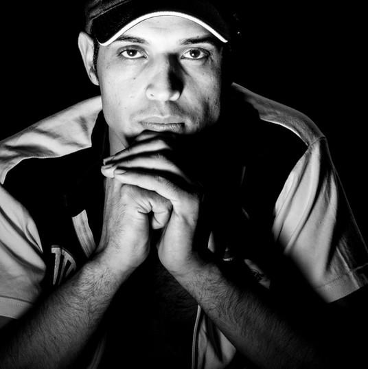 Sportler Portrait