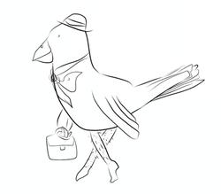 Working Pidgeon
