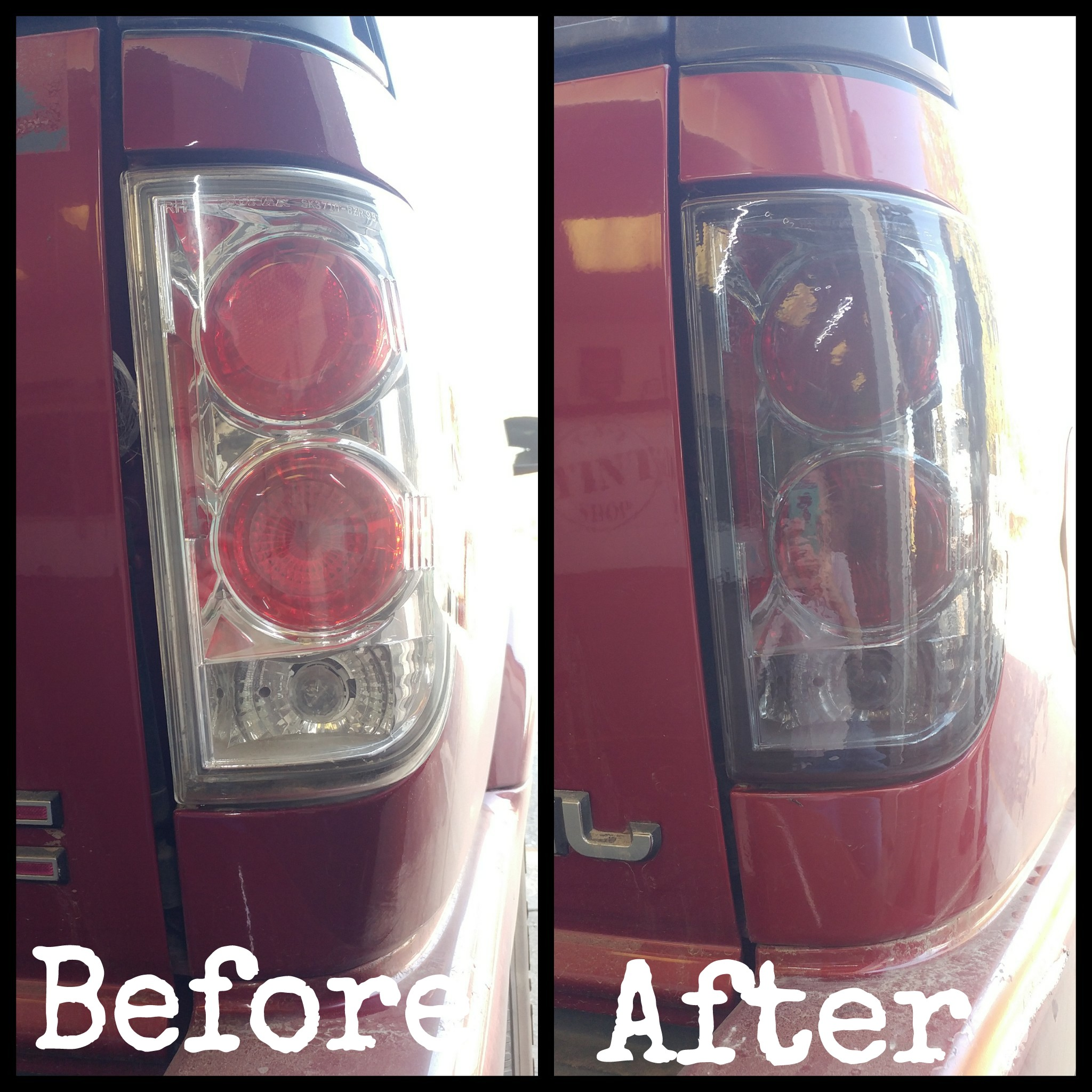 Headlight/Taillight Protection