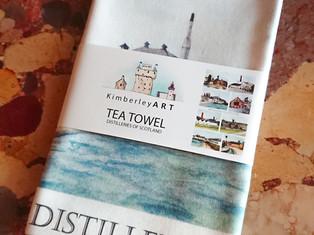 Cotton Tea Towel