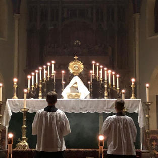 Guardians of the Eucharist